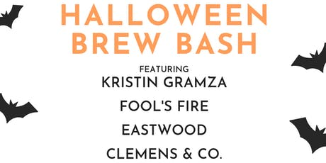 Halloween Brew Bash: Kristin Gramza, Fool's Fire, Eastwood & Clemens & Co. tickets