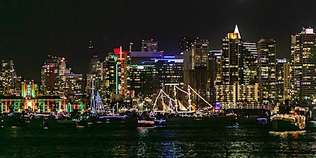 San Diego Parade of Lights Dinner Cruises tickets