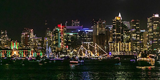 San Diego Parade of Lights Dinner Cruises
