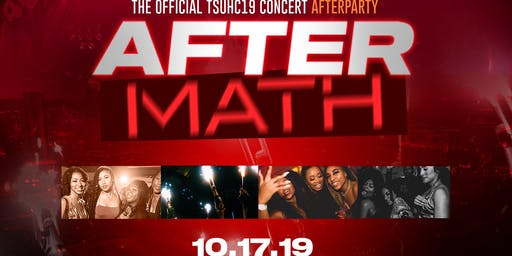 The AfterMath: Homecoming Concert Afterparty Thurs Oct 17