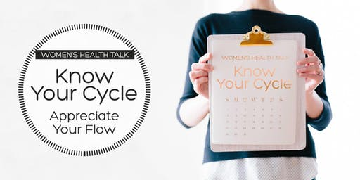 Know Your Cycle / Women's Health