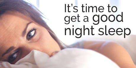 Sleep Better Tonight tickets