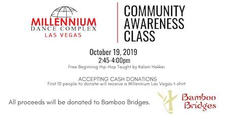 Bamboo Bridges' Community Awareness Mixer  tickets