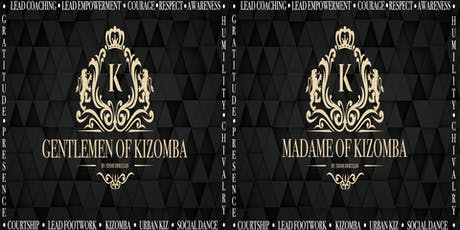 Gentlemen|Madame of Kizomba: Bay Area Edition tickets