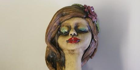 Sculpture Workshop - Wall Doll tickets
