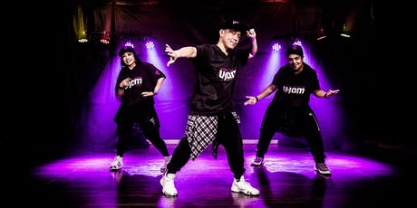 World of Dance U-Jam Fitness Class w/ Joyce, Joel Jayce & Liza tickets