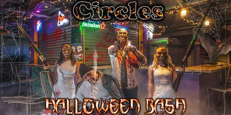 Halloween Bash at Circles Waterfront Circles tickets