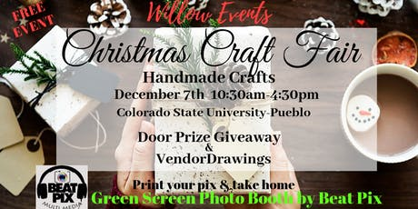 Willow's Christmas Craft Fair tickets