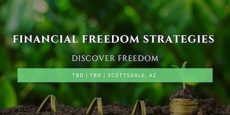 Financial Freedom Strategies tickets