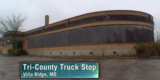 Tri County Truck Stop Ghost Adventure