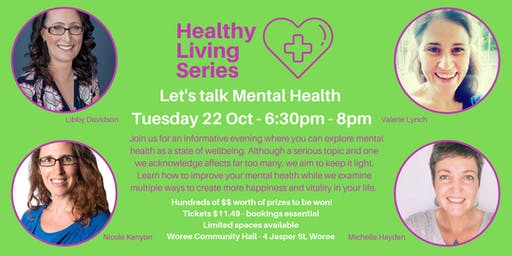 Healthy Living Series - #2 Mental Health