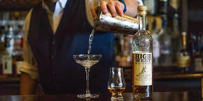 Cocktail Lab at The Huntsman Whiskey Bar