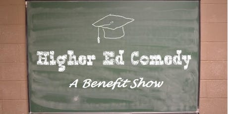 Higher Ed Comedy Benefitting RAICES tickets