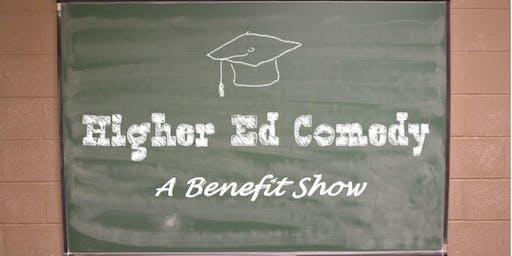 Higher Ed Comedy Benefitting RAICES