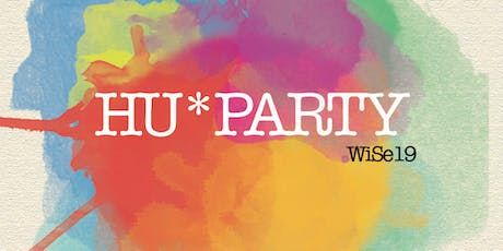 HU*PARTY WiSe 2019 Tickets