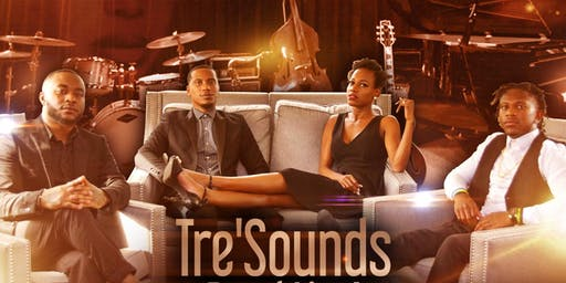Tre'Sounds Band Live! The Toni Braxton Tribute