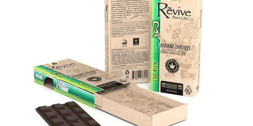 Demo Day with Revive Pure Life Chocolate