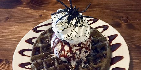 Spooktacular Halloween Ice Cream for Breakfast at Sweet Ride! tickets