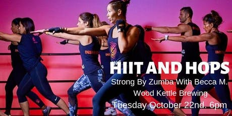 HIIT And Hops tickets