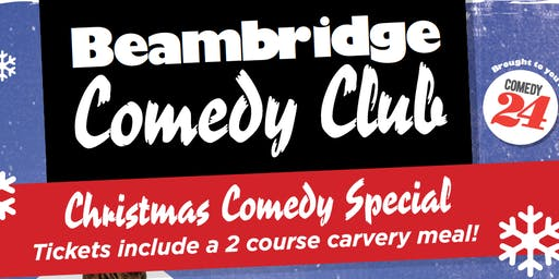 Christmas Comedy Cracker & 2 Course Carvery