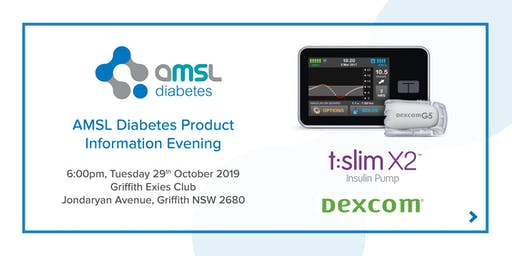 AMSL Diabetes Information Evening - Griffith