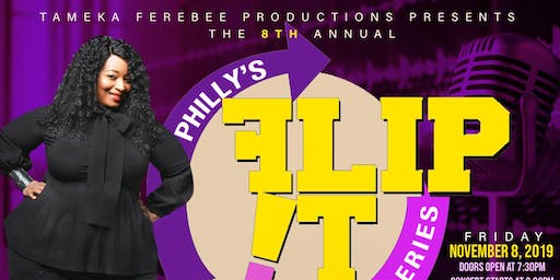 The 8th Annual Philly's Flip It Concert