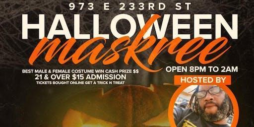 Halloween Maskree
