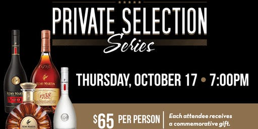 David's Private Selection Series featuring Remy Martin