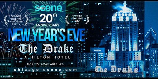 New Year's Eve Party - The Drake Hotel 2020 - Chicago Scene