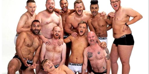 Perth Men's Underwear Dance Party