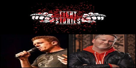 New York Comedy Festival Presents: Fight Stories Live Podcast tickets