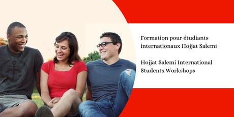 Eighth session - Hojjat Salemi International Students Workshops tickets