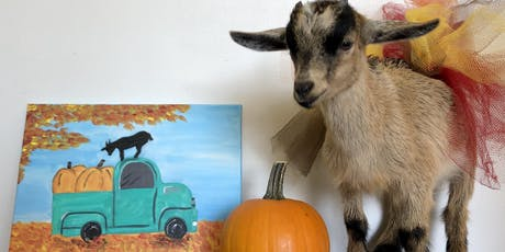 PAINTING PUMPKINS WITH SHENANIGOATS tickets