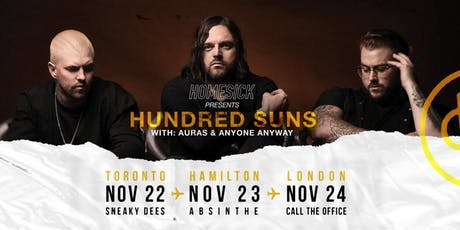 Hundred Suns tickets