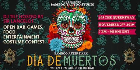Bamboo After Dark: Día de Muertos tickets