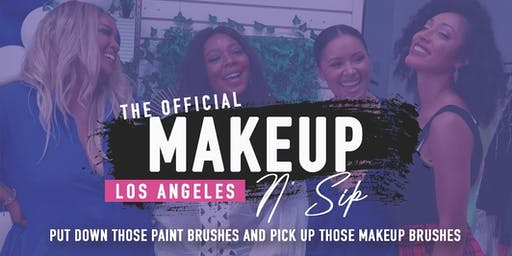 Makeup N' Sip L.A. - Fall Edition