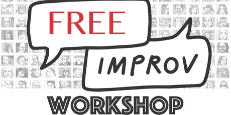 Free Intro to Improv Workshop tickets