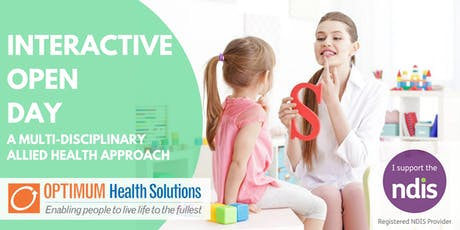 Interactive Open Day with Optimum Health Solutions | Thornleigh tickets