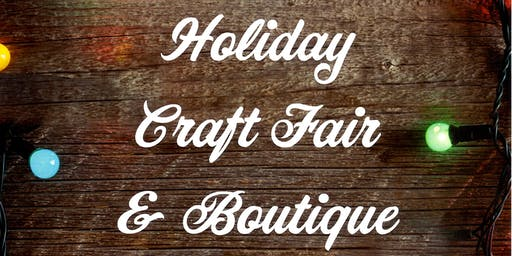 Mountain Christian Fellowship Annual Craft Fair & Holiday Boutique