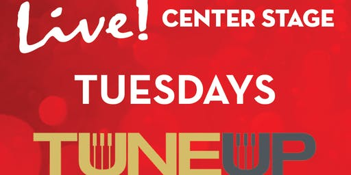 Tune Up Tuesday featuring Cutting Edge Dueling Pianos Party Band