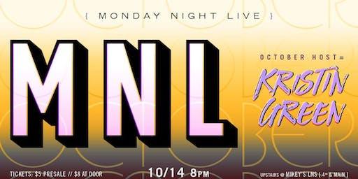 MNL October w/ Kristin Green