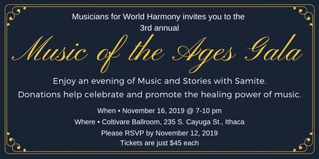 Music for the Ages Gala tickets