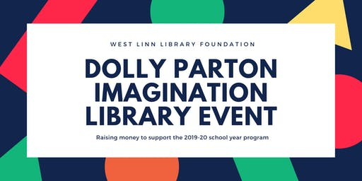 West Linn's Dolly Parton Imagination Library Fundraiser