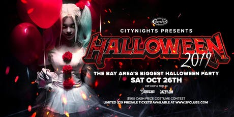 Halloween 2019 [Ages 18+ | 10/26] tickets