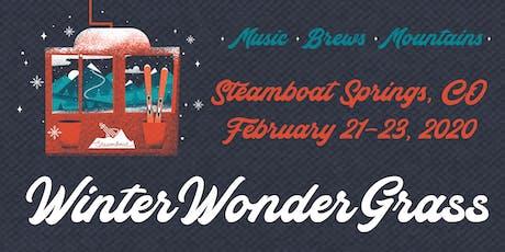2020 WinterWonderGrass Steamboat tickets