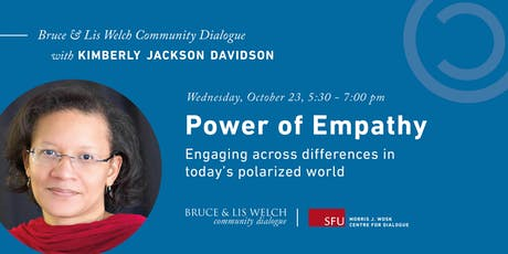 Public Dialogue: Power of Empathy tickets