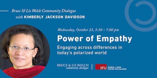 Public Dialogue: Power of Empathy