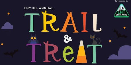 Lawrence Hopewell Trail's 5th Annual Trail and Treat Ride tickets