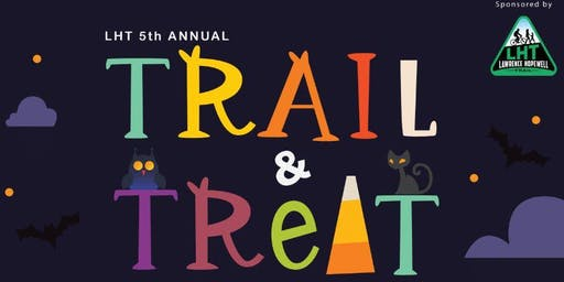 Lawrence Hopewell Trail's 5th Annual Trail and Treat Ride