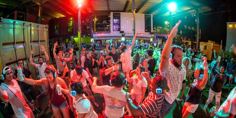 Silent Disco DJ Battle @ The Container Bar tickets